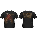 Cannibal Corpse T-shirt Skull Butcher