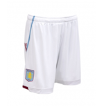 2014-15 Aston Villa Home Football Shorts (Kids)