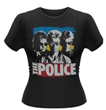 The Police T-shirt Greatest