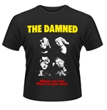The Damned T-shirt Your Sister