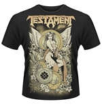 Testament T-shirt Maiden