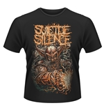 Suicide Silence T-shirt Viking