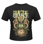 Suicide Silence T-shirt Time Stealer