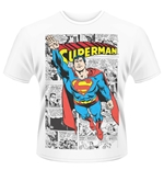 Dc Originals T-shirt Superman Comic Strip