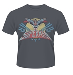 Dc Originals T-shirt Superman Flying Logo