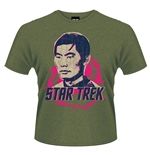 Star Trek T-shirt Sulu Space