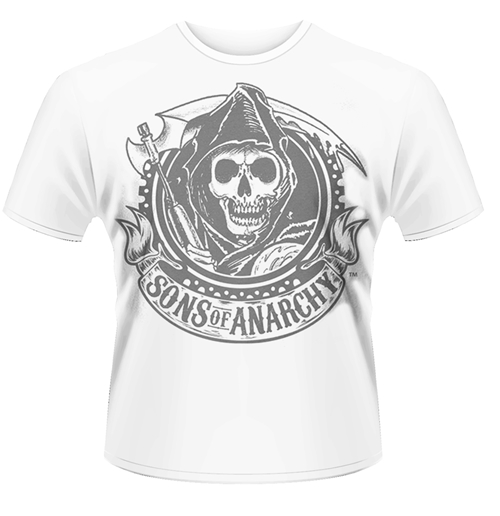 Sons Of Anarchy T-shirt Reaper