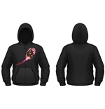 Deep Purple Sweatshirt Fireball