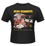 Dead Kennedys T-shirt In God We Trust