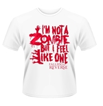 Falling In Reverse T-shirt Zombie (WHITE)