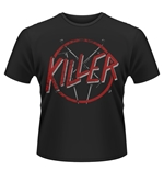 Kill Brand T-shirt Kill Sprayer Crest