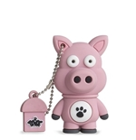 "Tribe Memory Stick ""Ennio the Pig"" 8GB"