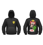 Judge Dredd Sweatshirt Emo Kids