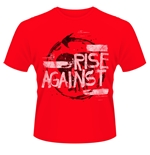 Rise Against T-shirt Free Rise 2