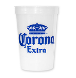 CORONA EXTRA Plastic Drinking Cup