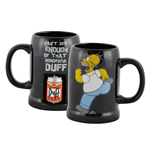 Simpsons Mug Spinning 3D