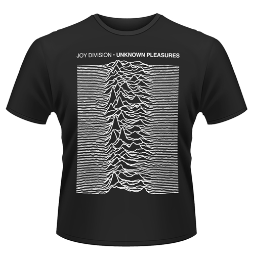 Joy Division T-shirt Unknown Pleasures