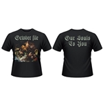 October File T-shirt Our Souls To You