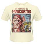 Plan 9 - Horrors Of Frankenstein T-shirt
