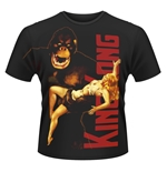 Plan 9 - King Kong T-shirt King Kong (POSTER)