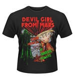 Plan 9 - Devil Girl From Mars T-shirt