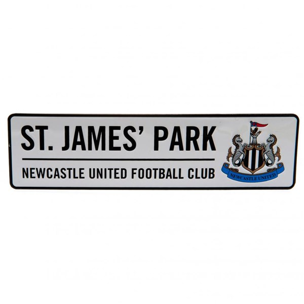 Newcastle United F.C. Window & Fridge Sign Set