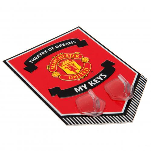 Manchester United F.C. Metal Key Hook