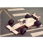 F1 Memorabilia Derek Warwick Photo - Arrows