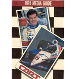 Motor RacingMemorabilia Cart Media Guide 1991