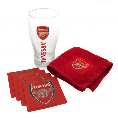 Arsenal F.C. Mini Bar Set