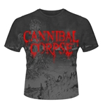 Cannibal Corpse T-shirt A Skeletal Domain (ALL-OVER PRINT)