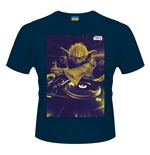 Star Wars T-shirt Dj Yoda