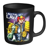Judge Dredd Mug I Am The Law