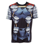 THOR Sublimated Costume Tee Shirt