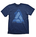 ASSASSINS CREED 4 Distant Lands Extra Extra Large T-Shirt, Navy Blue