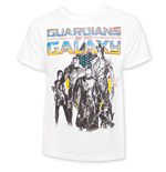 GUARDIANS OF THE GALAXY Men's Portrait T-Shirt