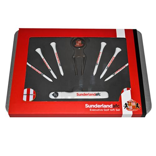 Sunderland A.F.C. Executive Golf Gift Set