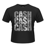 Johnny Cash T-shirt Cash Cash Cash