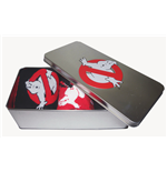 Ghostbusters 3 pack socks IN TIN
