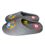 Homer Simpson Mule Slippers