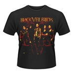 Black Veil Brides T-shirt Fire