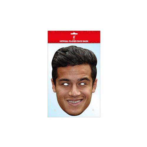 Liverpool F.C. Mask Coutinho