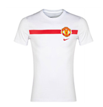 2014-15 Man Utd Nike Core Tee (White) - Kids