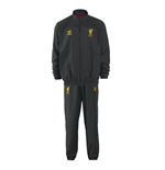 2014-15 Liverpool Warrior Presentation Tracksuit (Magnet)