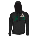 NFL PHILADELPHIA EAGLES Junk Food Black Hooded Sweatshirt
