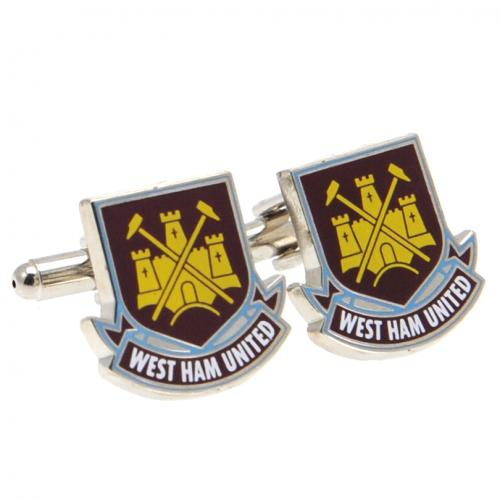 West Ham United F.C. Cuffllinks