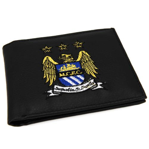 Manchester City F.C. Leather Wallet 7000