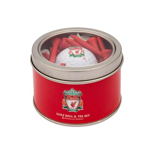 Liverpool F.C. Ball and Tee Set