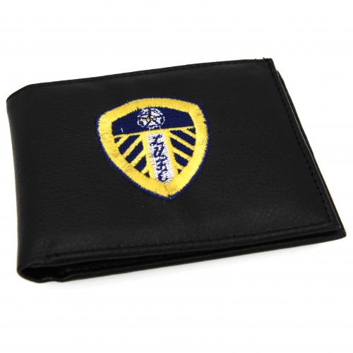 Leeds United F.C. Leather Wallet 7000