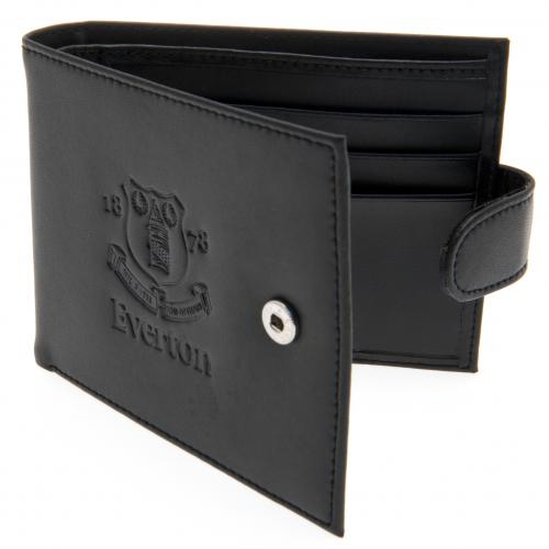 Everton F.C. Embossed Leather Wallet 805